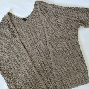 BRANDY MELVILLE Open Sweater Cardigan Oversize OS